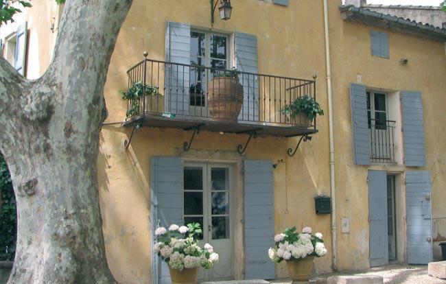La petite maison de cucuron plan du site for Plan du site de logement